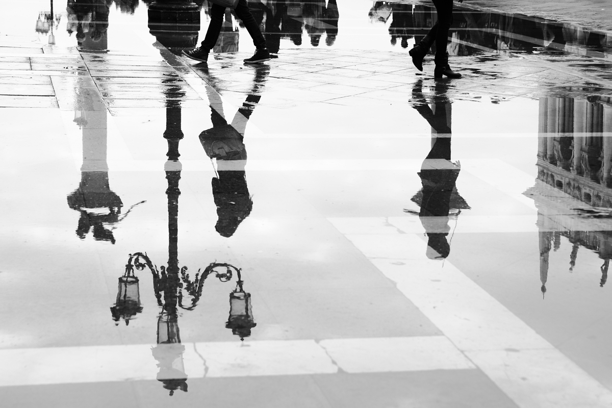 Saint Marco square, Italy